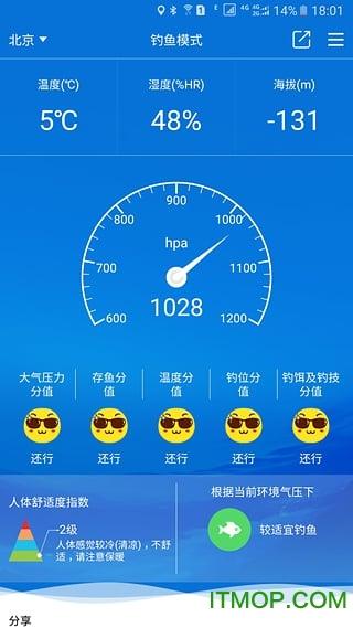 嗨天气手机版 v1.0.4 安卓版1