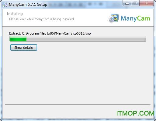 Manycam(多任务摄像头视频工具) v7.2.1.9 官方免费版 0