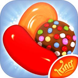 �O果糖果粉碎�髌�o限生命版(Candy Crush Saga)
