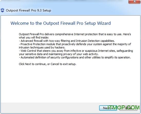 Outpost Firewall Pro9.3中文汉化版 v9.3 最新版 0
