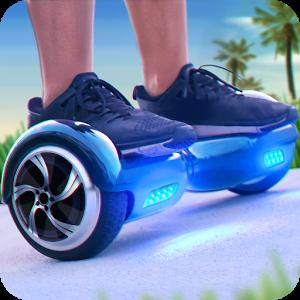 平衡�跑酷3D