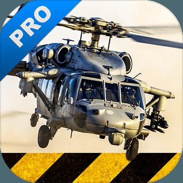 直升机模拟专业版汉化版(Helicopter Sim Pro)