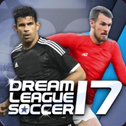 梦幻足球联盟2017无限金币版(Dream League Soccer 2017)
