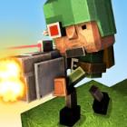 方块堡垒战争破解版