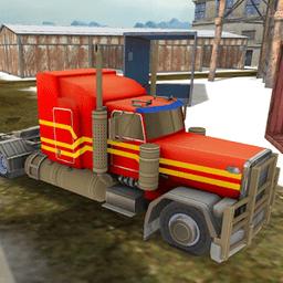 雪地卡车司机模拟器付费解锁版(Snow Truck Driver Simulator)