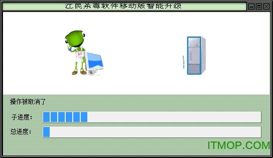 江民杀毒软件KV2008