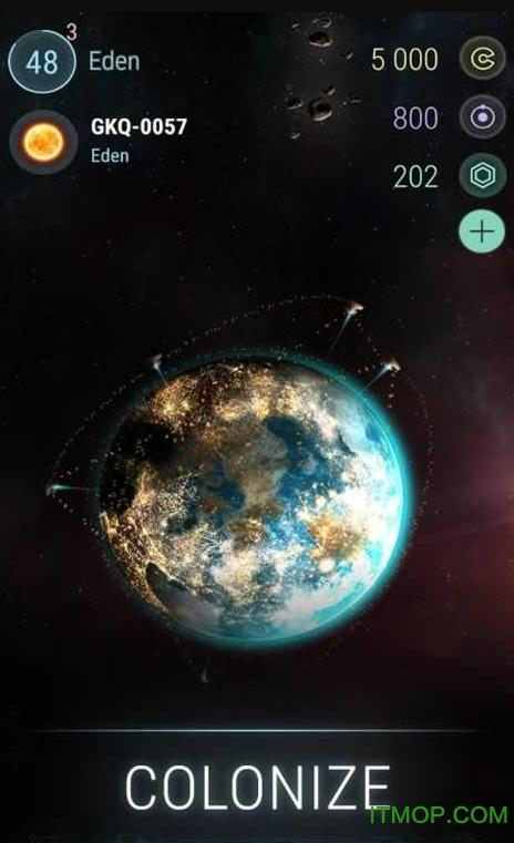 宇宙世界争霸手游