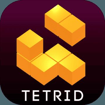 Tetrid无限金币修改版(3D俄罗斯方块)