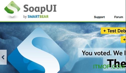 SoapUI x64(接口�y�工具) v5.4.0 �G色破解版 0