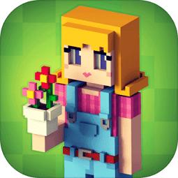 花卉农场世界(女孩花园装饰游戏)