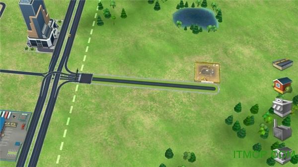 百度模拟城市我是市长手游 v0.30.20715.12509 安卓版 0