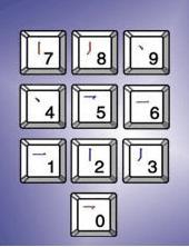 数字五笔中文输入系统