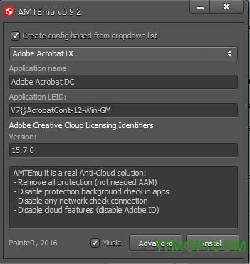 adobe Photoshop cc2017破解补丁(amtlib.dll) 32/64位通用版 0
