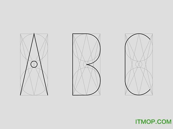 Circumactio Typeface字体