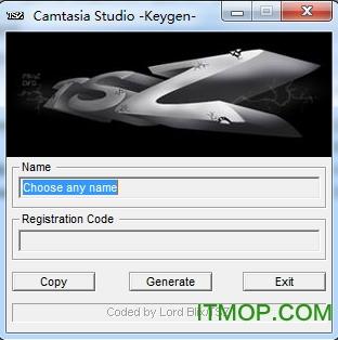 Cam tasia Studio 9汉化补丁 v9.01 绿色免费版 0