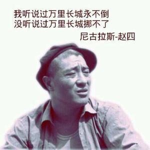 赵四qq表情包