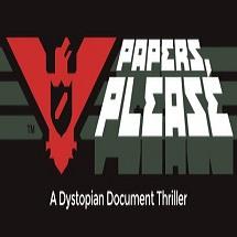 �出示文件中文�h化版(Papers, Please)