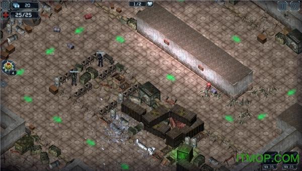 孤胆枪手塔防无限钻石中文破解版(Alien Shooter TD) v1.1.3 安卓汉化版 1