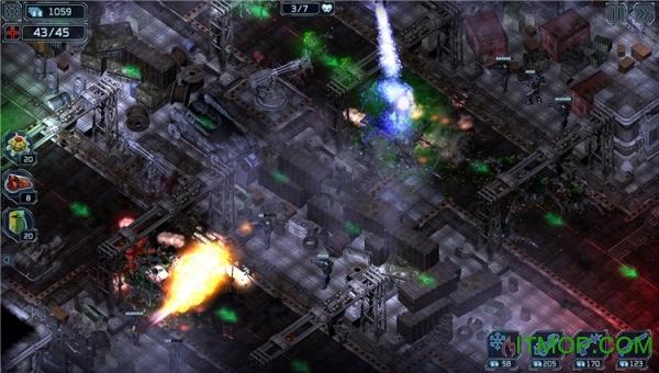 孤胆枪手塔防无限钻石中文破解版(Alien Shooter TD) v1.1.3 安卓汉化版 2