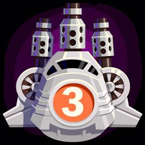 银河围攻3汉化破解版(Galaxy Siege 3)