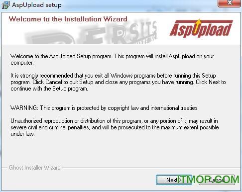 aspupload 64位 破解版(asp上传组件) v3.1.0.2 特别版 0