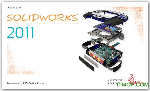 solidworks2011破解版 64位/32位 中文版 0