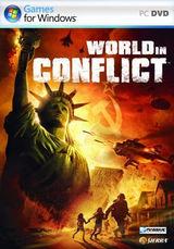 红色警戒4冲突世界3dm