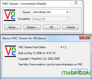 VNC Viewer(远程监控龙8娱乐网页版登录) v6.19.923 免安装版 0