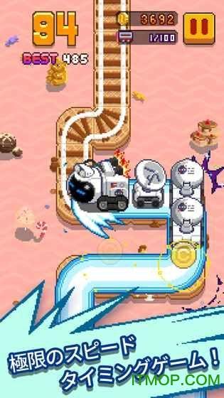 像素火车无限金币汉化版