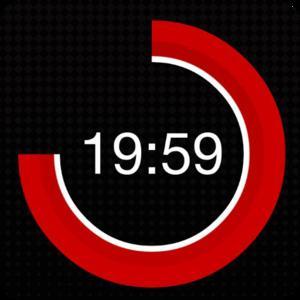 桌面倒计时器