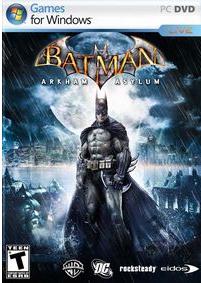 蝙蝠侠阿卡姆疯人院年度版汉化