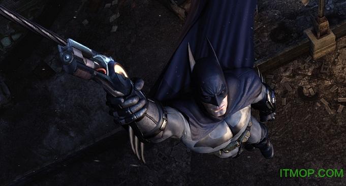 蝙蝠侠阿卡姆之城修改器 v1.0 绿色中文版0