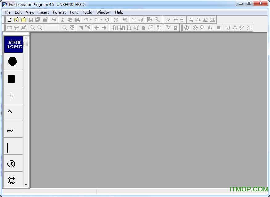 win7字�w修�痛��(Font Creator Program) v4.5 中文�G色版 0