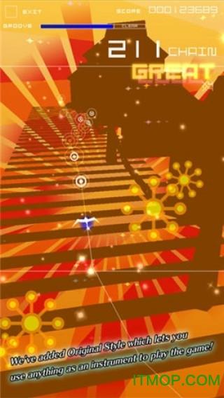 节奏过山车2最新破解版(Groove Coaster) v3 1.0.9 安卓全解锁版0
