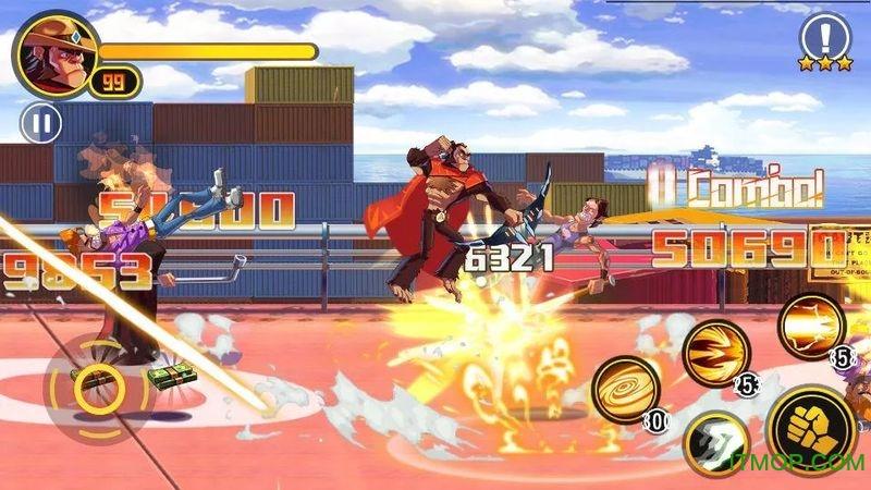 忍者功夫冠军猴王内购破解版(Ninja Kungfu) v1.0.5.103 安卓版 1
