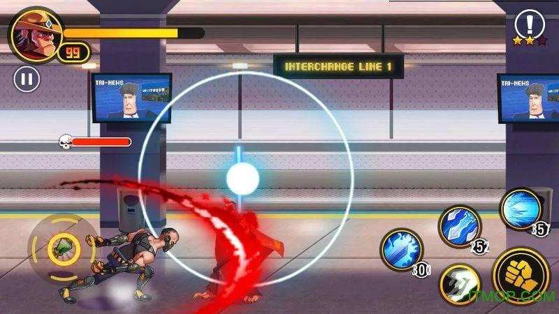 忍者功夫冠军猴王内购破解版(Ninja Kungfu) v1.0.5.103 安卓版 2