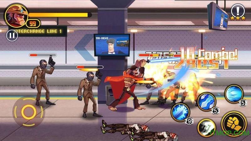 忍者功夫冠军猴王内购破解版(Ninja Kungfu) v1.0.5.103 安卓版 3