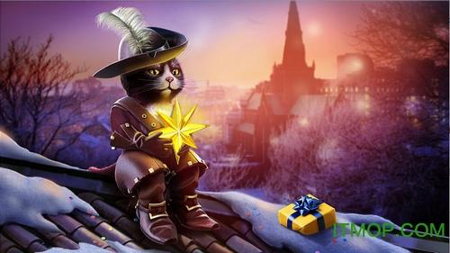 圣诞故事穿靴子的猫中文版(Christmas: Puss in Boots Full) v1.8.1.588 汉化安卓版 0