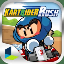 跑跑卡丁车解锁版(KartRider Rush)v2.0.8 安卓版