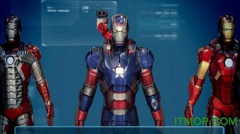 钢铁侠3内购破解版(Iron Man 3) v1.6.9g 安卓无限钻石版 1