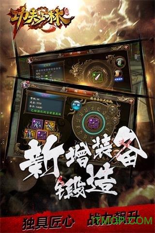 果盘版功夫少林热血版手游 v1.10.0 安卓版 3