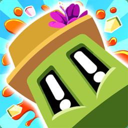 丛林方块内购破解版(Jungle Cubes)