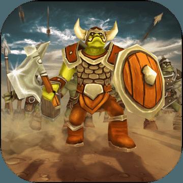 兽人史诗战斗模拟器汉化内购破解版(Orc Battle Simulator)