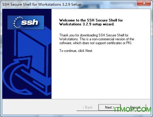 SSH Secure Shell中文版 v3.2.9 汉化免费版 0