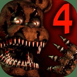 玩具熊的五夜后宫4破解版(Five Nights at Freddy's 4)