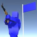 方块模拟战地无限金币破解版(crowfield)