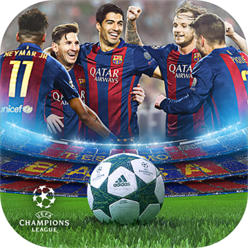 ���r足球2017移�影�(pes2017 mobile)