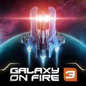 欲火银河3狮兽汉化破解版(Galaxy on Fire 3)