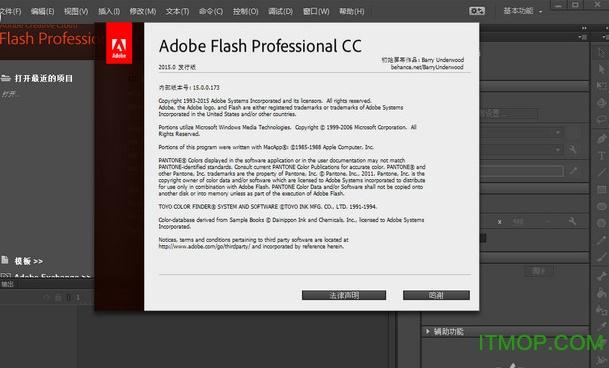 Adobe Flash CC 2017绿色版(动画制作软件)