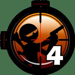 火柴人狙击手4汉化版(Stick Squad 4)